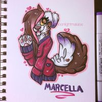 Marcella  by MoonlightMalaise