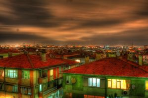 night shot hdr 2 by utkuyzc