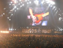 ACDC Play Sydney by Shame-On-The-Night