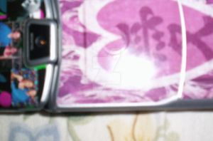 My Motorola Razr cover by patorishikulove