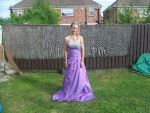 Prom Dress by Xx-Sexy-Tilly-xX