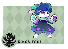 Foolee by SinCommonStitches