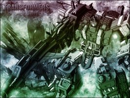 Tranformers by CoreFire