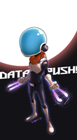 Data-Push! by darioid