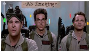GHOSTBUSTERS by deepset