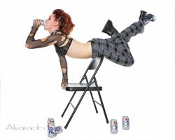 punks like pabst by DanniDoll