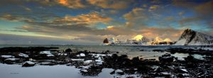 April in Lofoten by steinliland