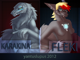 KF badges by Yantus