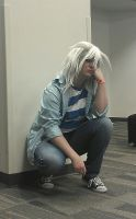 My Bakura Cosplay by GlowStickMoshPit