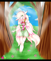 Contest entry: Acacia by LunarThunderStorm