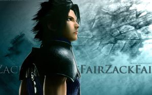 A Tribute To Zack Fair by rin0a