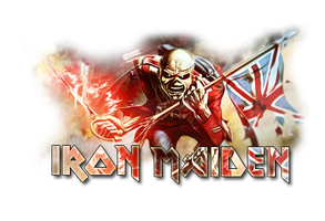 Iron Maiden Signature by VudzO