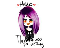 thank you for watching me ! by MistressRuby
