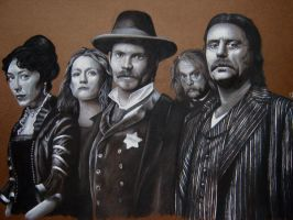 Deadwood by AuntyEmmie