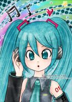 Miku - Is That My Song?? by yapsharmaine