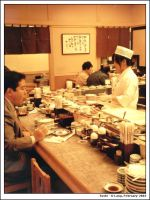 Kaitzen sushi by anotherview