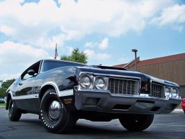 '70 Olds W-31_V by DetroitDemigod