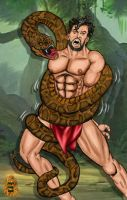 Hercules in the Jungle by JungleKingKazar