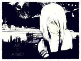 Am I AlonE - G03S 0N 4EveR by Kravon1
