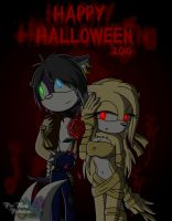 Happy Halloween 2010 by WhiteWitchsDaughter