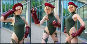 Cammy Combo Part 2 by MaryjaneCosplay