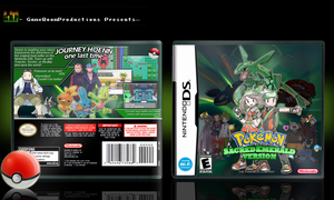 Pokemon SacredEmerald Version by AcePokemonTrainer
