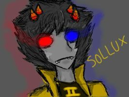 Sollux Captor by RaeSyndrome