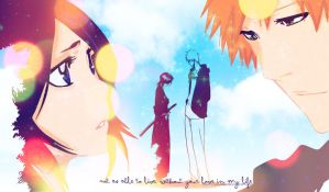 Ichiruki Wall 15 by naruble