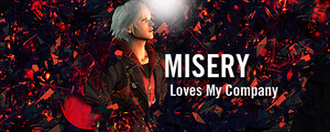 MISERY Loves My Company V2 by HybridKing1