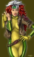 Rogue by faynster