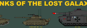 Main Battle Tanks of the Lost Galaxy by Toby-Phealin