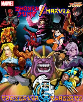 Marvel/Shonen Jump Crossover Classics by vsking123