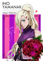 Ino: Happy White Day 2014 by 3ternal-Star