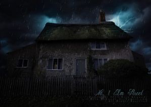 No. 8 Elm Street by slight-art-obsession