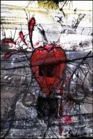 bleeding heart by Aelz