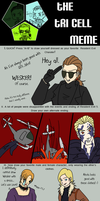 Tricell -MEME- by Biohazard-Steph