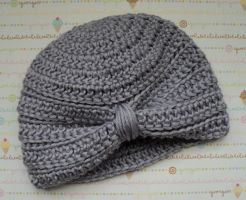 Baby Turban by Brookette