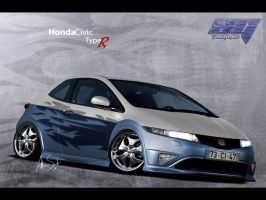 Civic TypeR by adam4186