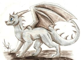 Request for TheWritingDragon: Icemoon by DrakenAngelus2