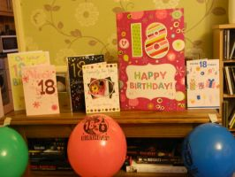 18th Birthday by KayleighBPhotography