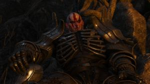 Imlerith General of the Wild hunt (Maskless) by isaac77598