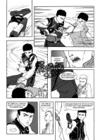 Project Red Chapter 1 Pg 16 by DrawSlowly
