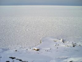 Frozen Lake VI by KiwiRose-Stock