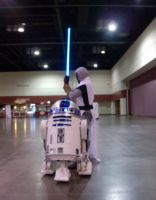 This is NOT the droid you're looking for! by Starkiller-Cosplay