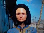 Reina Beaumont in Fallout 4, somewhat by ReinaHW