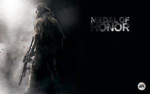 Medal of honor 2010 by Matzell