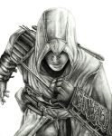 Assassin's Creed - Altair by BannanaPower