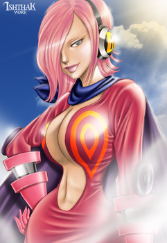 Pink Poison by Ishthak
