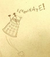 Exterminate! by x-ama