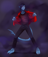 Nightcrawler by ShooterSP